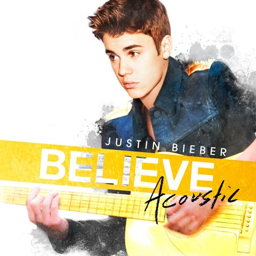 Justin Bieber - Beauty And A Beat (Believe Acoustic)