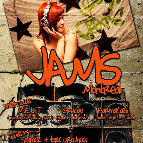 DJ JAMS - Bass Invaders (Exclusive Mix)
