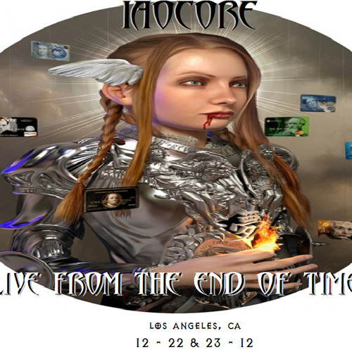 """Iaocore: """"Live at the End of Time"""" Los Angeles CA  Set 1"""