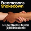 Love Don't Live Here Anymore (Dj Phillie 808 Remix)
