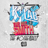 K+Lab & The Mic Smith The Mothership Artwork