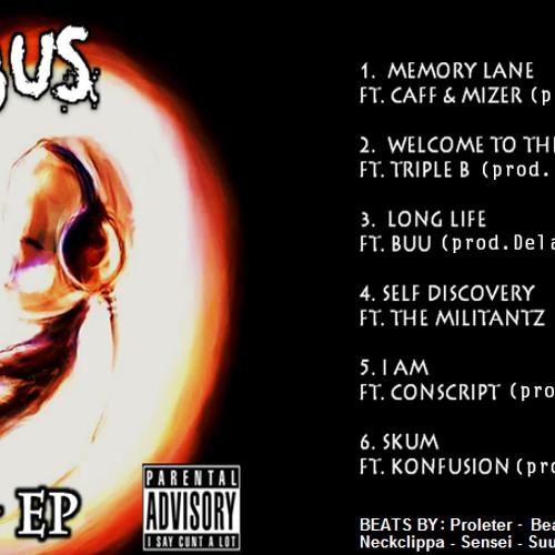 Track 6 - Skum Ft. Konfusion (Prod. Beatnus)