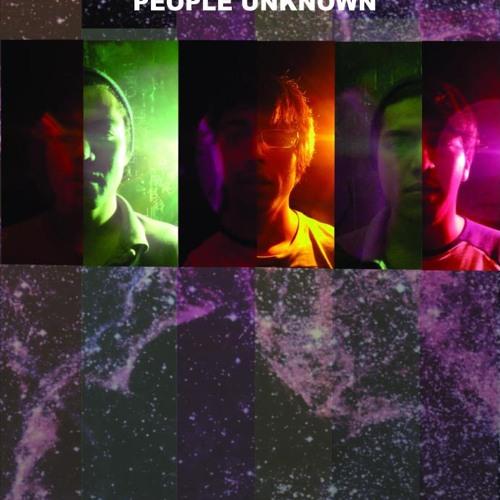 PEOPLE UNKNOWN In Vane