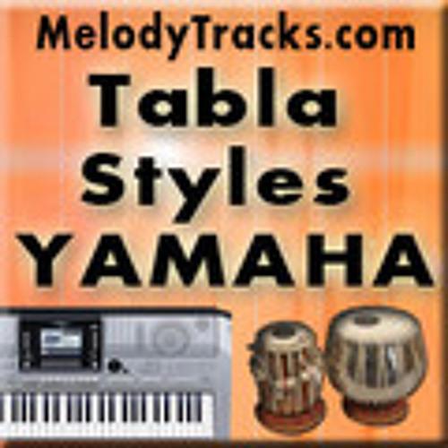 Balad dadra goa - Tabla Styles Yamaha PSR S910 S710 S550