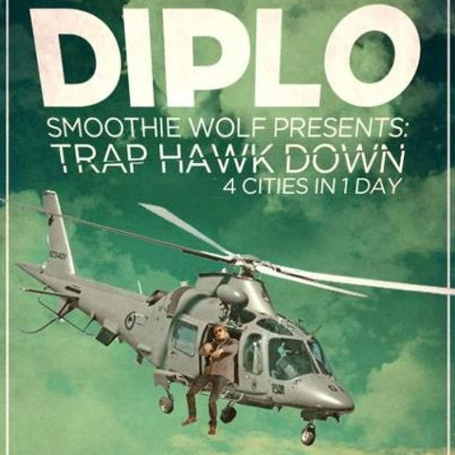 Live @ The Westway opening 4 Diplo n his helicopter