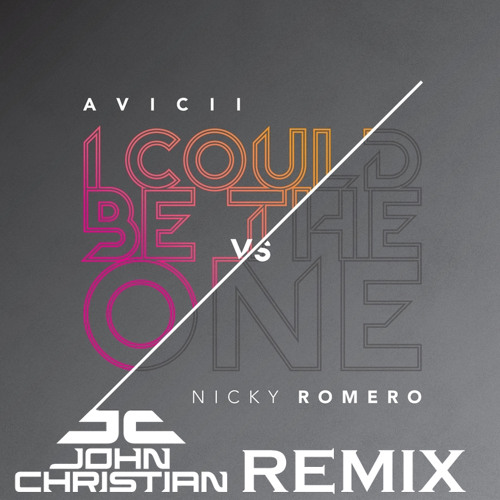 Avicii & Nicky Romero - I could be the one (John Christian Remix) [Preview]
