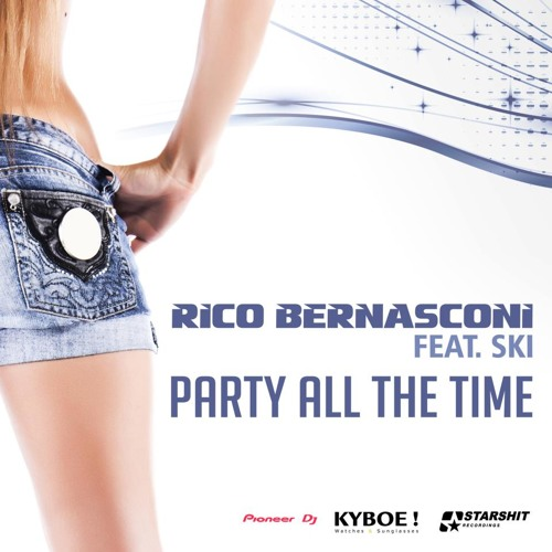 Rico Bernasconi feat. Ski - Party All The Time (Frisco Disco Remix) Preview