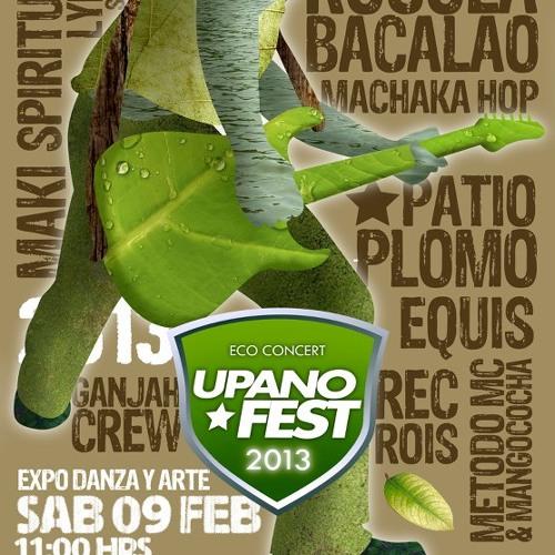 UPANO FEST PROMO BANDAS 2013 - (MAKI - SPIRITUAL - ROCOLA BACALAO))