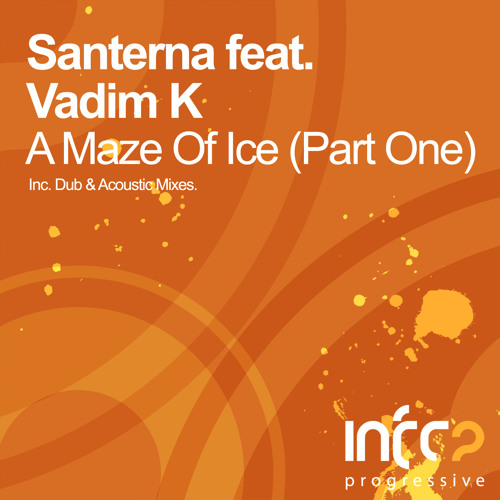 Santerna feat. Vadim K. - The Maze Of Ice (Acoustic Mix)