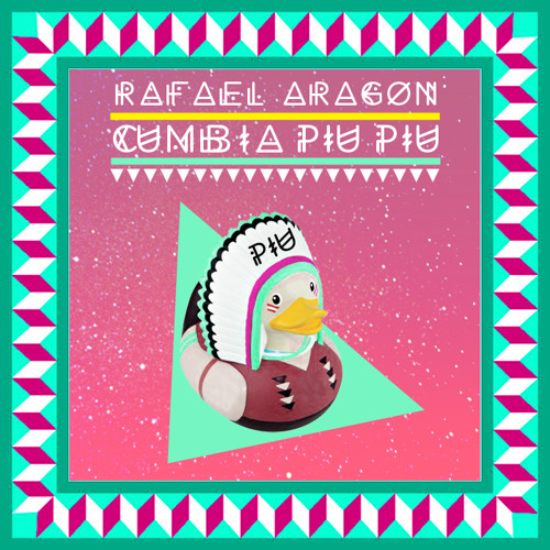 Rafael Aragon - Cumbia Piu-Piú (wini two/Wild In Texas Latino Dub Rmx)
