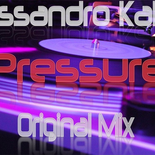 Alessandro Kalero - Pressure (Original Mix)_ Preview [Epride Music Digital]