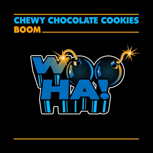 Chewy Chocolate Cookies - BOOM