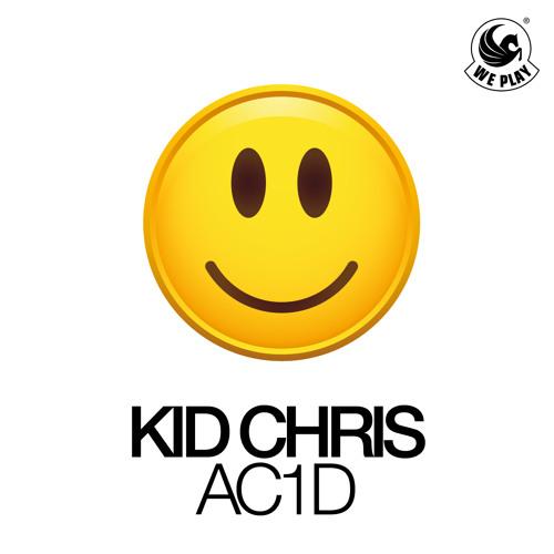 Kid Chris - AC1D - Original Mix - WePLAY