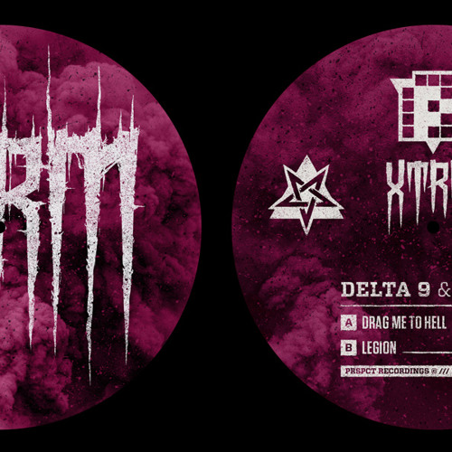 Drag Me To Hell - Delta 9 & Fiend (PRSPCT XTRM 006) Out Feb 18th 2013!!
