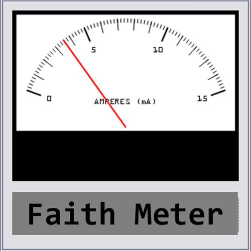 Faith Meter
