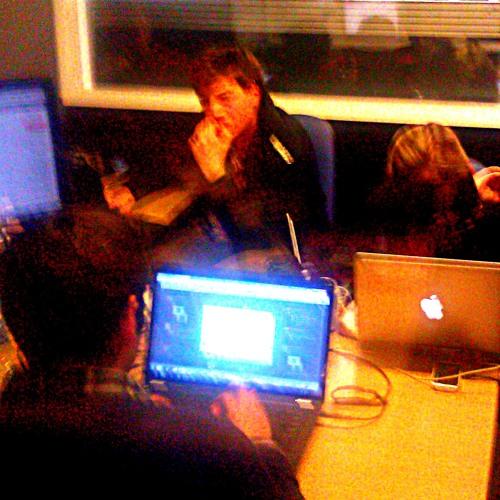 CLIP: The hideous noise in @z1radio's Ops Studio - @radio_gunit @radio_gunit @jamie_leslie90