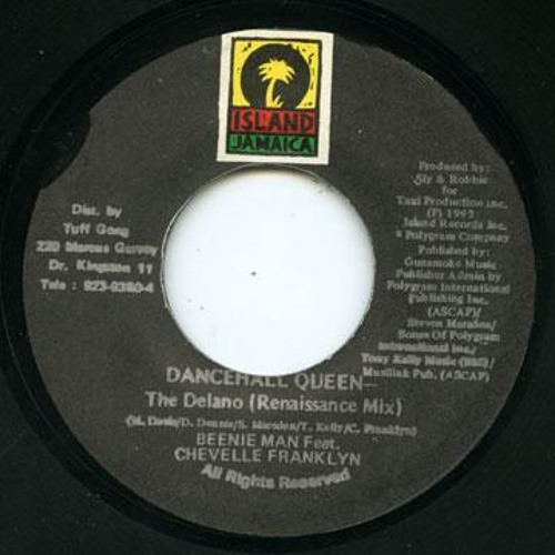 DANCEHALL QUEEN THE DELANO (RENAISSANCE MIX)