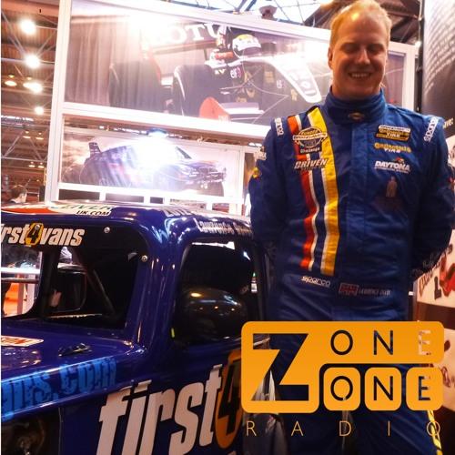 CLIP: LondonGP - @lawrencedavey looks forward to his trip to Daytona -- @z1radio