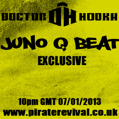 Juno Q Beat - Exclusive for Doctor Hooka@Pirateravival.co.uk (Live mix)-192