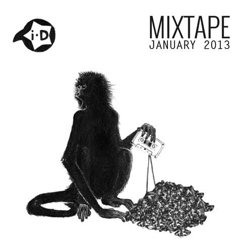 i-D Online: January Mixtape 2013