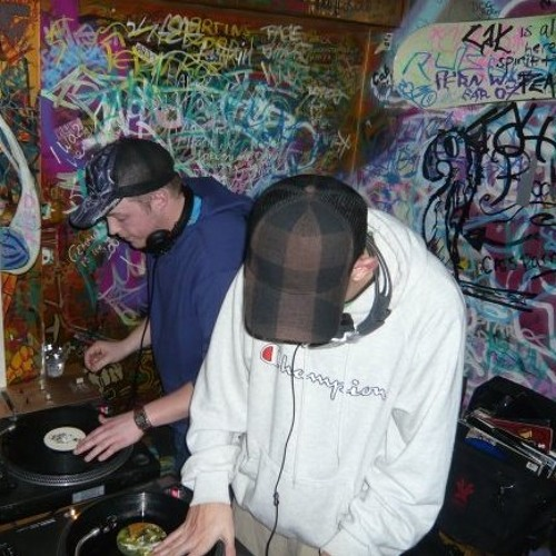 DJ RACE & BUTTAPHINGAZ AKA SPINS & NEEDLES