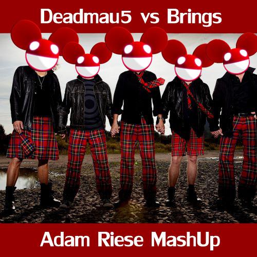 Deadmau5 vs Brings - Professional Poppe, Kaate, Danze Griefers (Adam Riese MashUp)