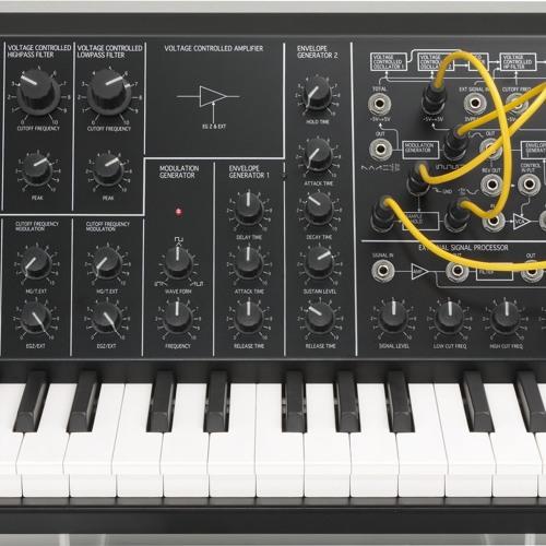 KORG MS-20 Mini exclusive sample sounds