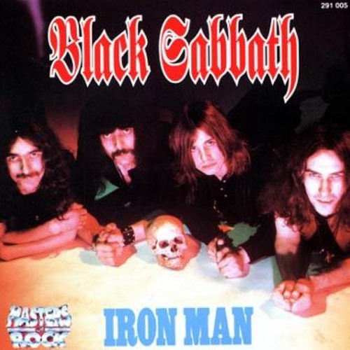 Iron Man - Black Sabbath - DJ Rehab Electro Transition (75/150 - 130 BPM)