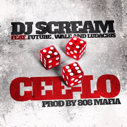"DJ Scream ""Cee-Lo"" f/  Future,Wale & Ludacris"
