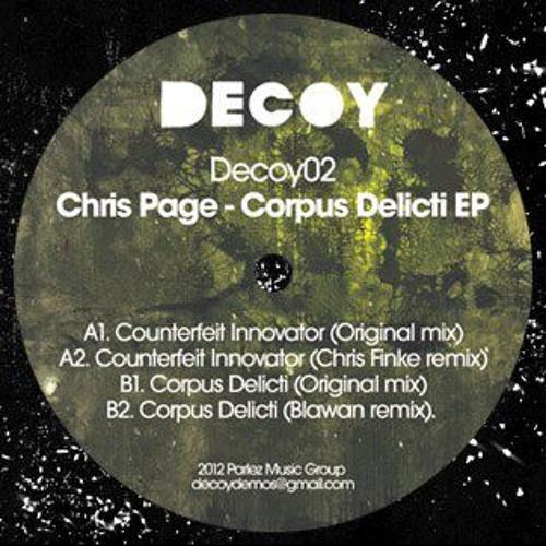 A1 - Counterfeit Innovator (Original Mix) - Decoy