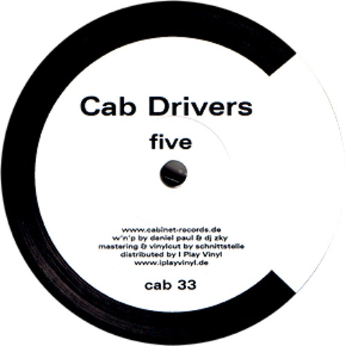 Cab Drivers 'five' (sample)