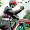 Ksatria Baja Hitam RX a.k.a kamen rider a.k.a kotaro minami