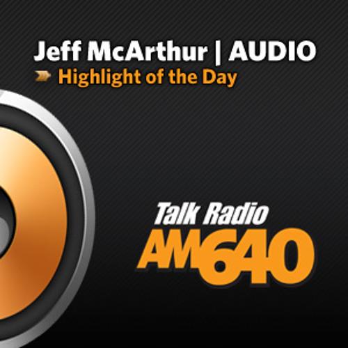 McArthur - McGuinty: Great Politician - January 24, 2013