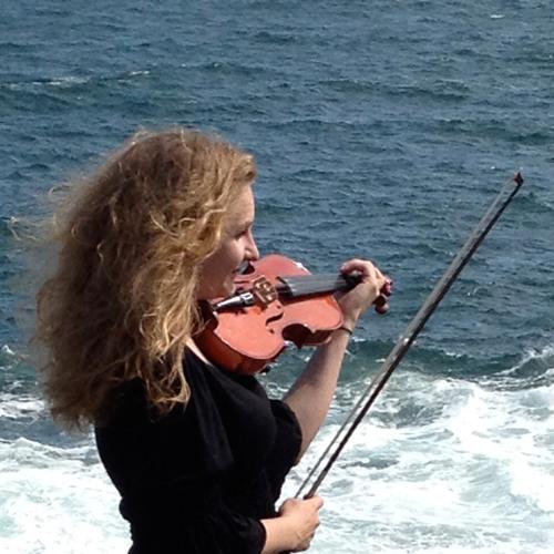 Allemande - Partita No. 2 In D Minor (Julia Okrusko, violin)
