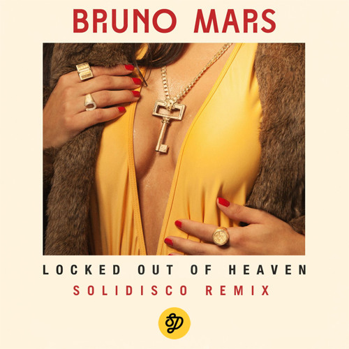 Bruno Mars - Locked Out of Heaven (Solidisco Remix)