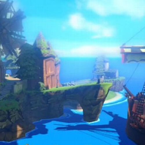 Dragon Roost Island Remix
