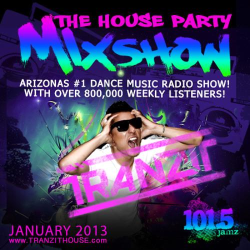 DJ Tranzit 101.5 Jamz FM Mix (Phoenix, AZ) Jan 2013