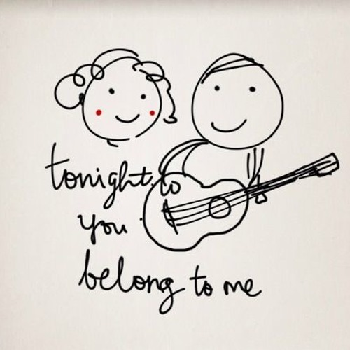 Tonight You Belong To Me - OST. The Jerk (cover) duet w/ @Runtlalala