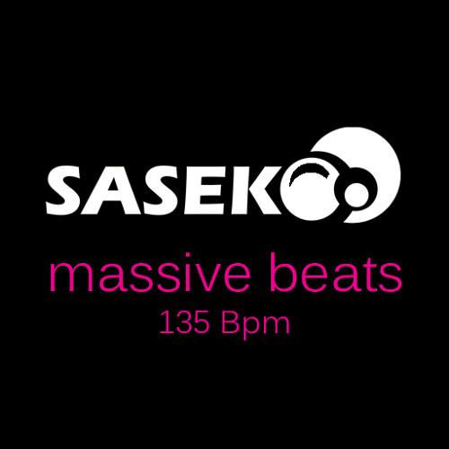 SaseK - massive beats 135bpm