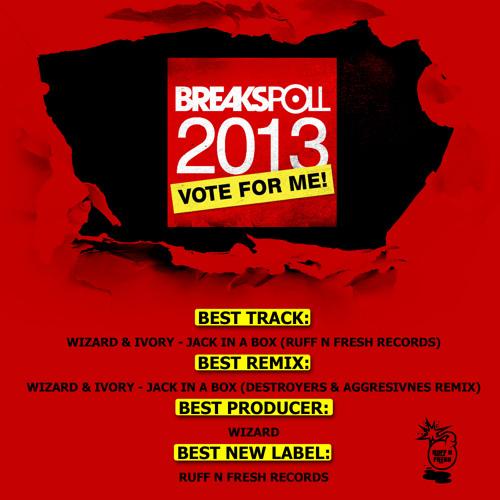 Ruff N Fresh @ Breakspoll 2013