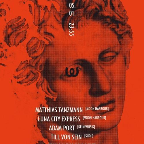 Matthias Tanzmann @ Moon Harbour Showcase - Watergate, Berlin 05.01.2013
