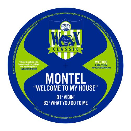 """WAX CLASSIC 8 - B1.Montel """"Vibin"""""""