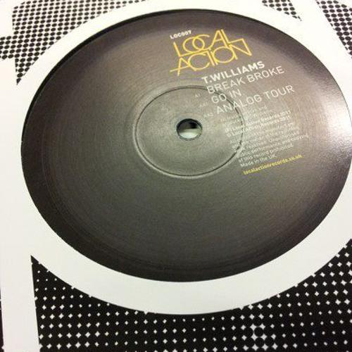 T. Williams - Break Broke EP [LOC007]
