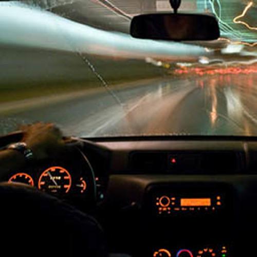 Driving Alone In The Rain