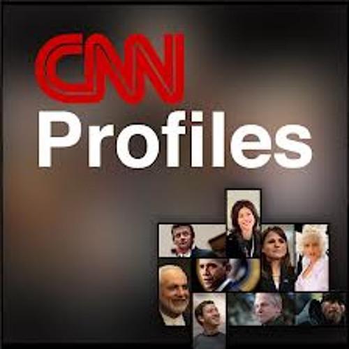 CNN Profiles: An inaugural love story