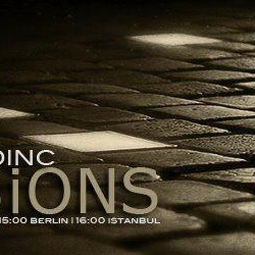Halil Oezdinc - ILLUSIONS 013 (January 25 2013) on Pure Fm