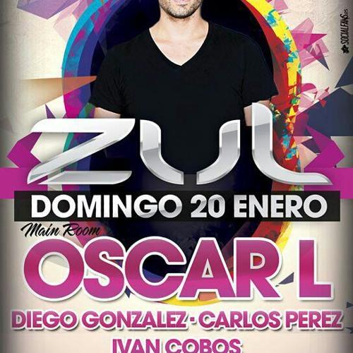 Oscar L @ Zul 20 Jan13