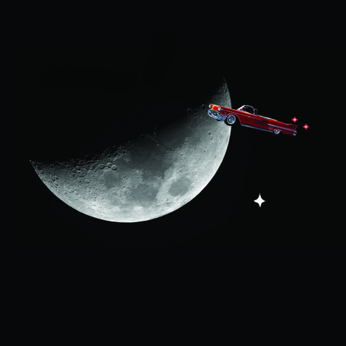Moon Star Tail Lights