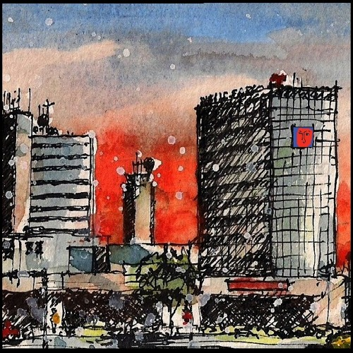 AMBULANCE - Basket Case (B'SWAX Cover)