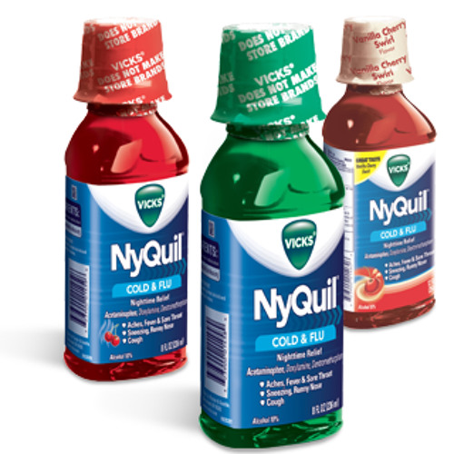 Q-Dog - No Nyquil Intro